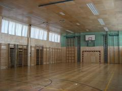 HS Wagram Turnsaal