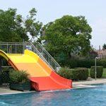 Rutsche Sommerbad