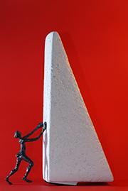 Skulptur Istp